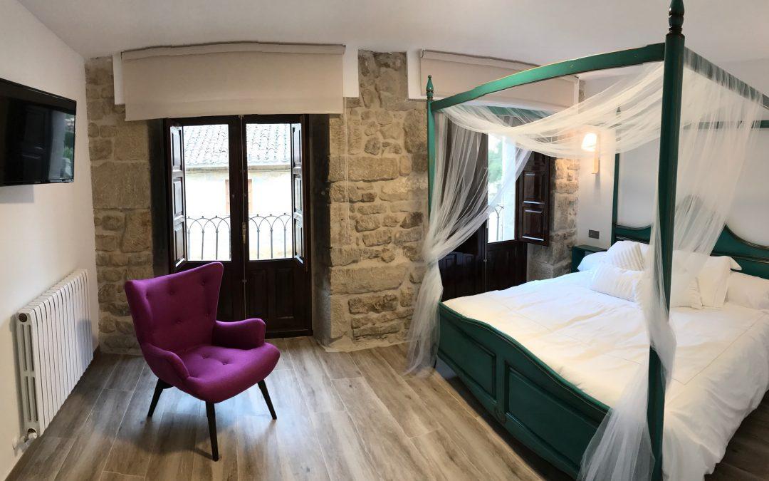 ¿ Y si vamos a Dormir en Rioja Alavesa? En ALÚTIZ