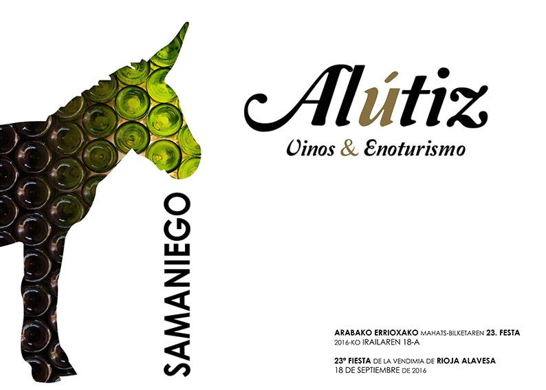 Fiesta de la Vendimia de Rioja Alavesa en Samaniego