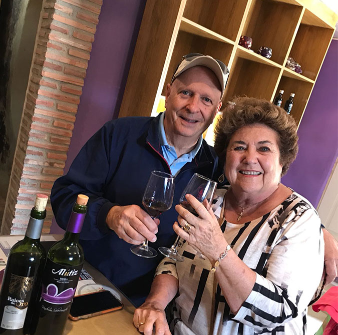 Porque visitar ALÚTIZ, bodega en Rioja Alavesa