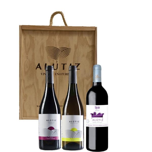regalo de vino personalizado